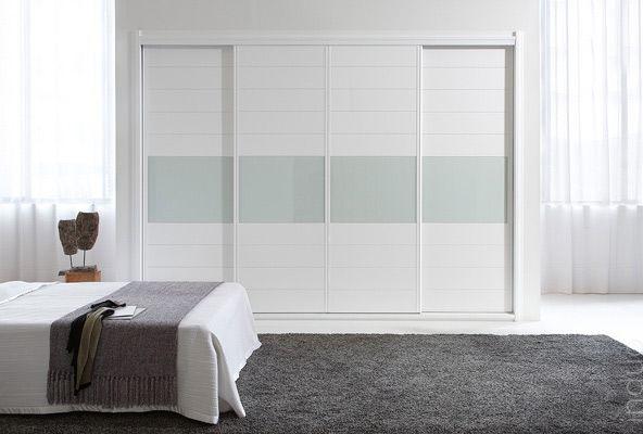 Modelo de #armario Maren con puertas correderas. #Decoracion #Interiorismo