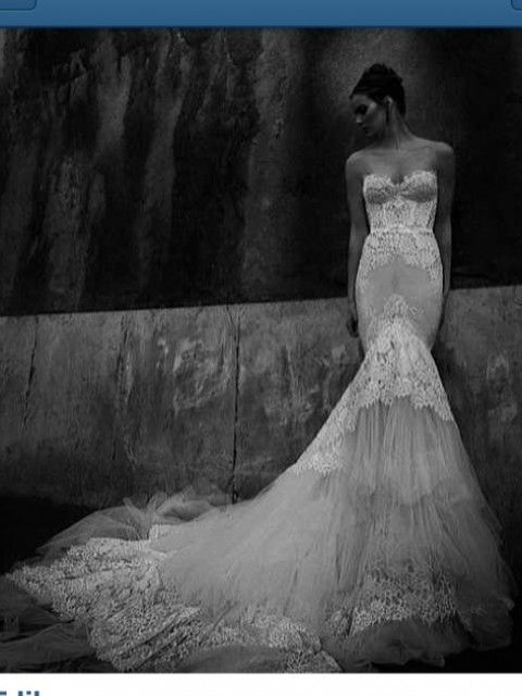 Inbal Dror VIP Size 2 Wedding Dress - OnceWed.com