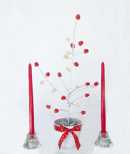 gumdrop treeHoliday, Valentine'S Day, Trees Crafts, Gumdrop Trees, Valentine Day, Valentine Banquet, Trees Decor, Gum Trees, Easy Valentine