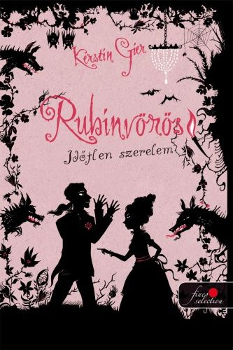 (16) Rubinvörös · Kerstin Gier · Könyv · Moly