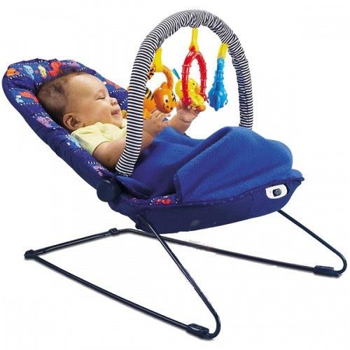 Balansoar Cover'N Play marca Fisher Price