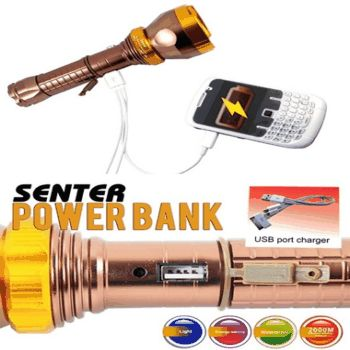 SENTER POWERBANK T6