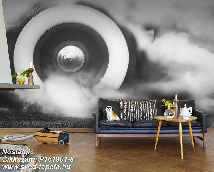 Burnout #decor #tapeta #foto #poster