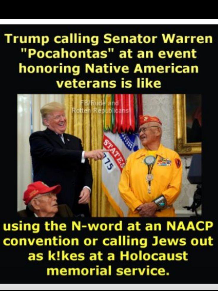 He has No Shame, No Class, No Principles, No Morals....but Plenty Of Ignorance & Stupidity.