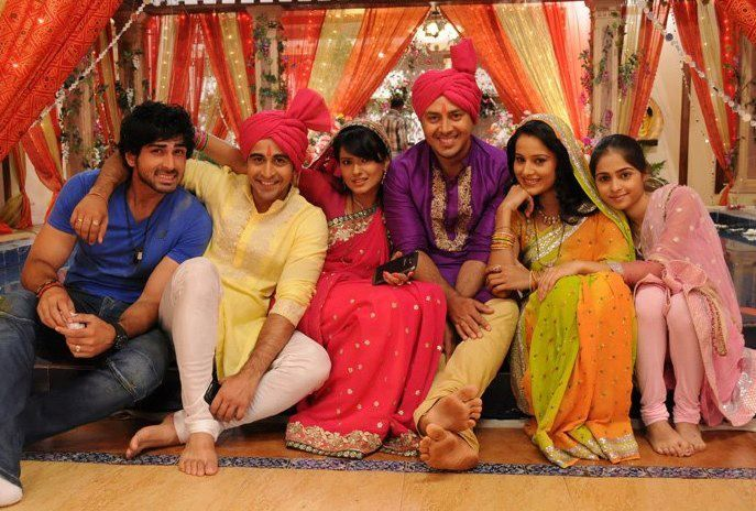 Kratika Sengar With Punar Vivah Team