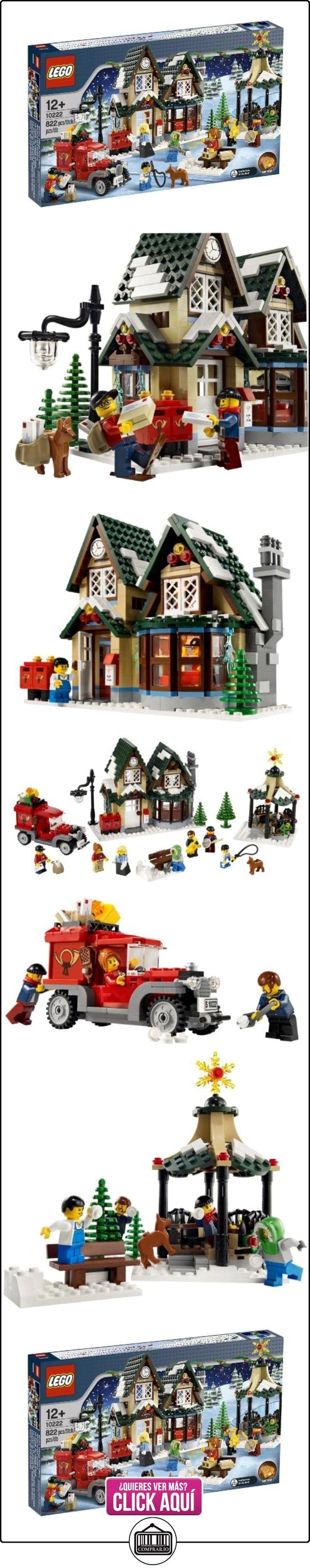 LEGO Creator 10222 - La Oficina de Correos del Pueblo en Navidad  ✿ Lego - el surtido más amplio ✿ ▬► Ver oferta: https://comprar.io/goto/B0050R0XPA
