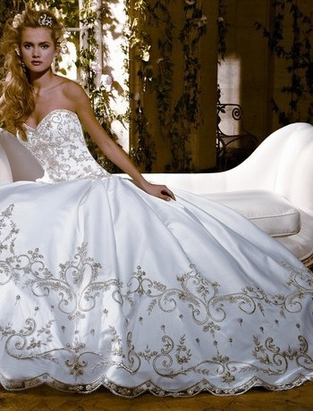 Eve Of Milady Bridal Gowns Fairytale Wedding Dresses