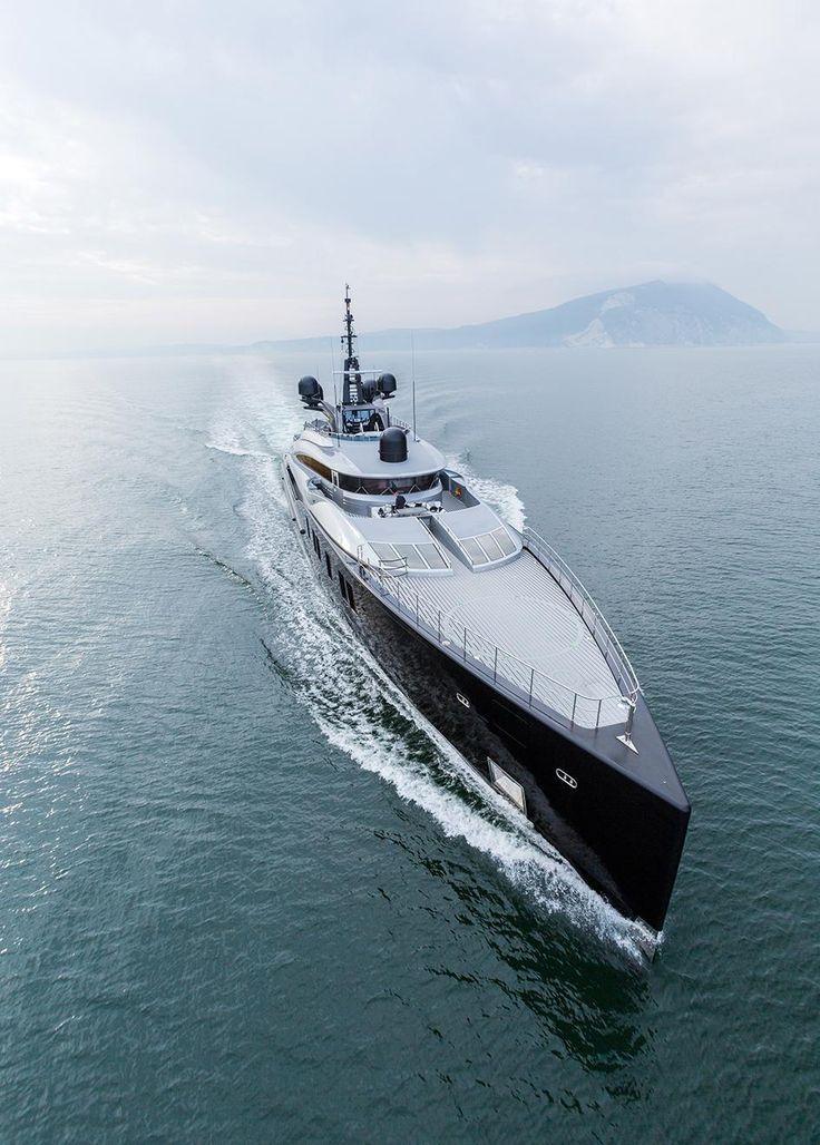The sublimely silent 66m ISA superyacht Okto | Boat International