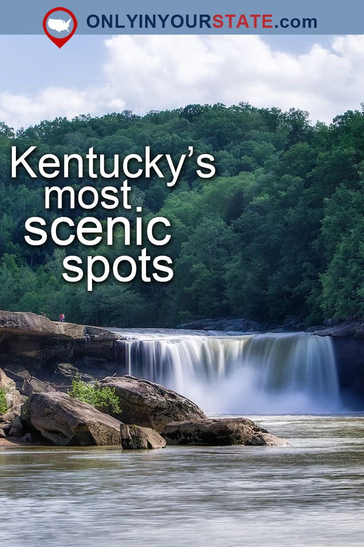 These 10 Unbelievable Spots In Kentucky Will Leave Your ...
