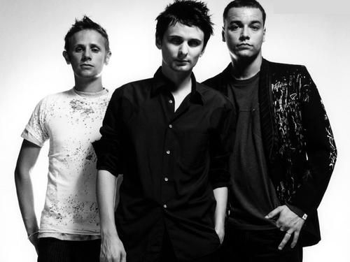 Muse - my absolute favorite band