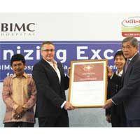 BIMC Hospital awarded Top International Accreditation from Australian Council on Healthcare Standards (ACHS)