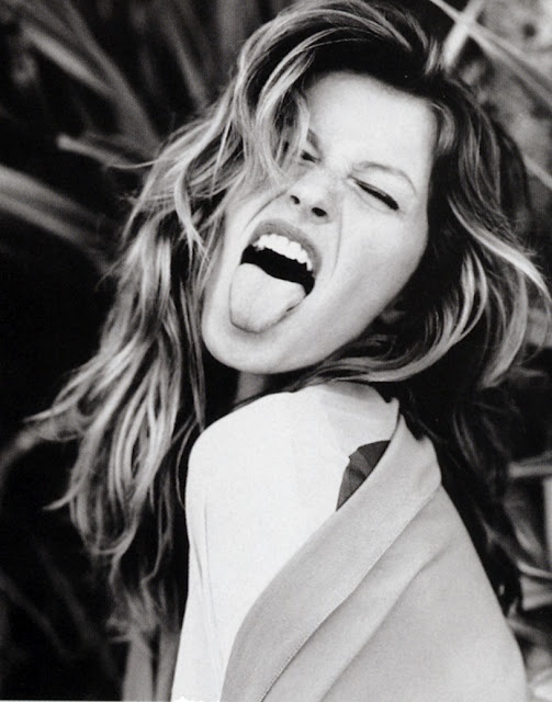 """Life in pics: Editorials: """"Stealing beauty"""" - Gisele Bundchen by Gilles Bensimon"""