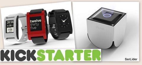 Cuánto recaudaron los proyectos de Kickstarter en 2012 ¿cuáles fueron los grandes ganadores?