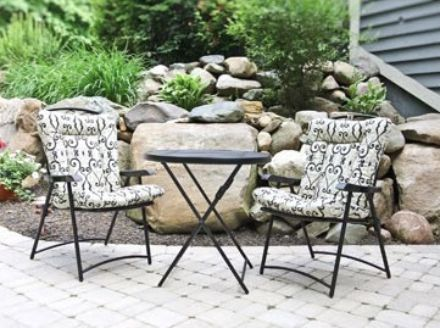 Wrought Iron Cushions Barrel Chair, Outdoor Wrought Iron Chair Pads