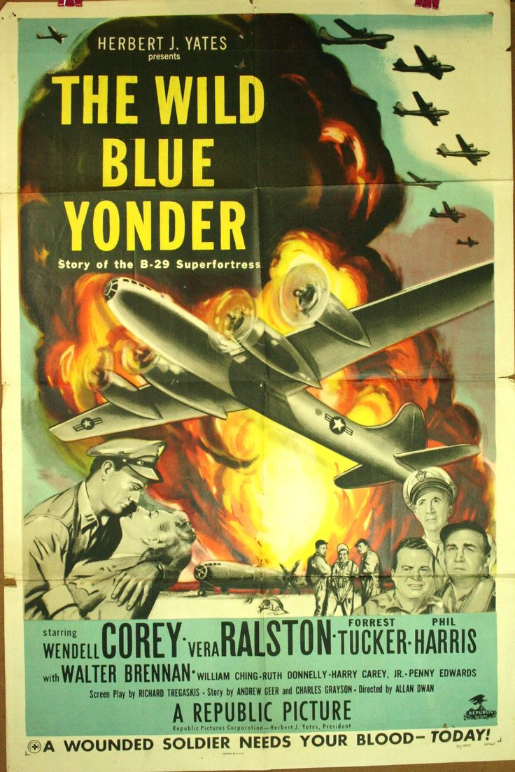 best images about poster design pearl jam film the wild blue yonder 1951 stars wendell corey vera ralston forrest