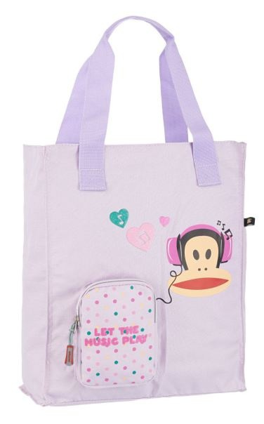 AS TOTE BAGS DE PAUL FRANK