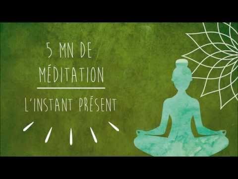 Méditation sur l'instant présent