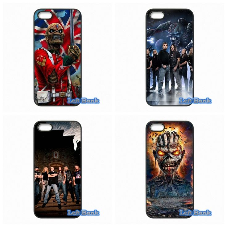 >> Click to Buy << For Samsung Galaxy 2015 2016 J1 J2 J3 J5 J7 A3 A5 A7 A8 A9 Pro Classic rock band Iron Maiden Case Cover #Affiliate
