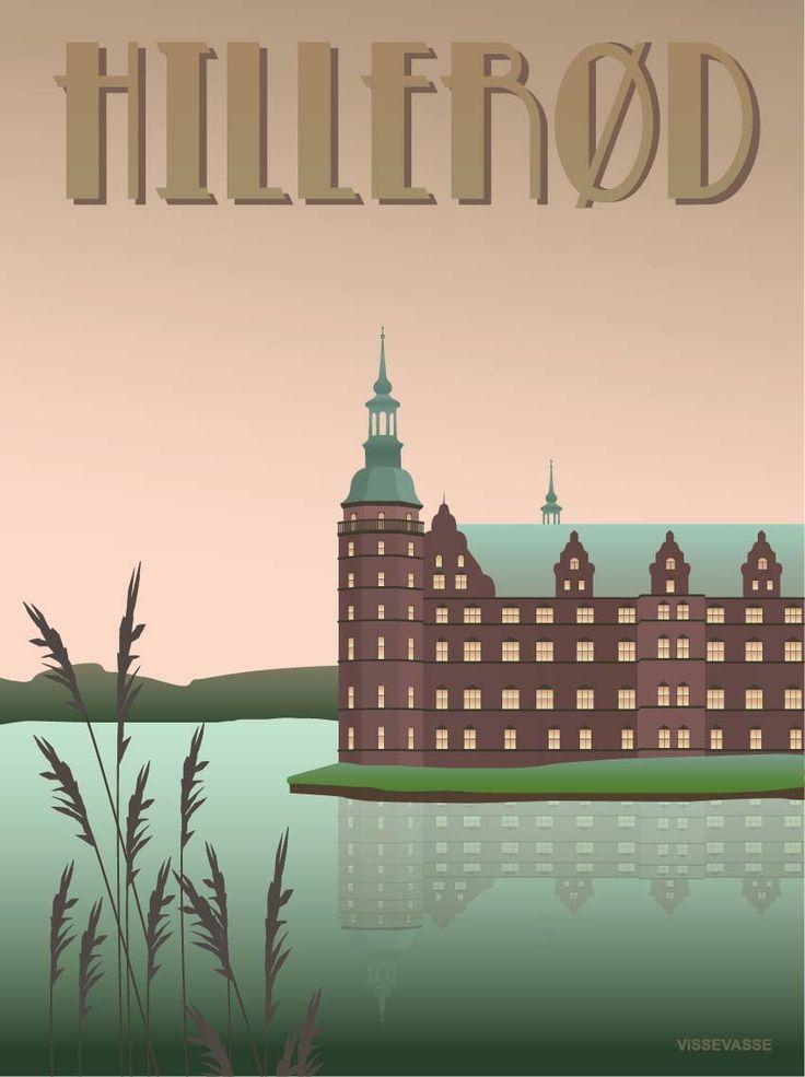 Hillerød - plakat