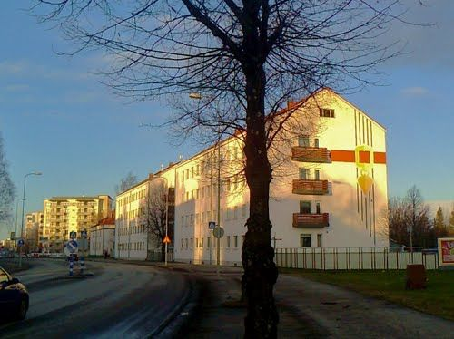 Helavyö seinämaalaus.  Panoramio - Photos by rai-rai > Seinäjoki