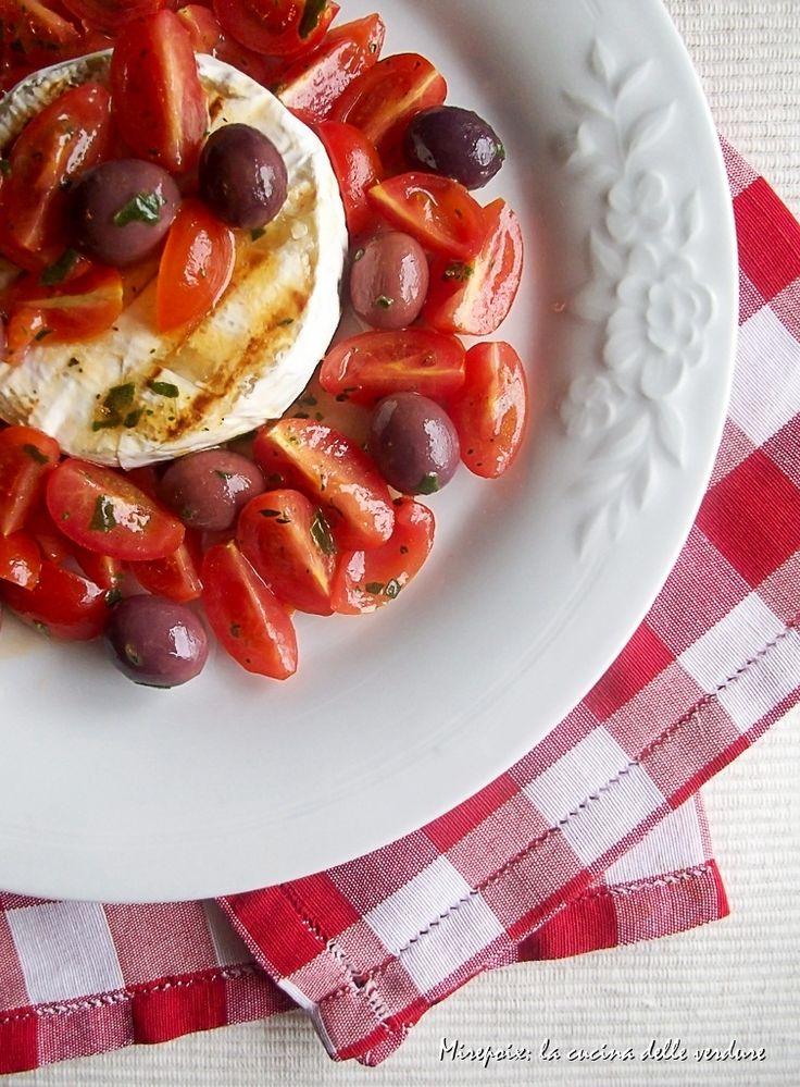 Tomini grigliati alla provenzale, ricetta veloce. | Mirepoix: la cucina delle verdure.