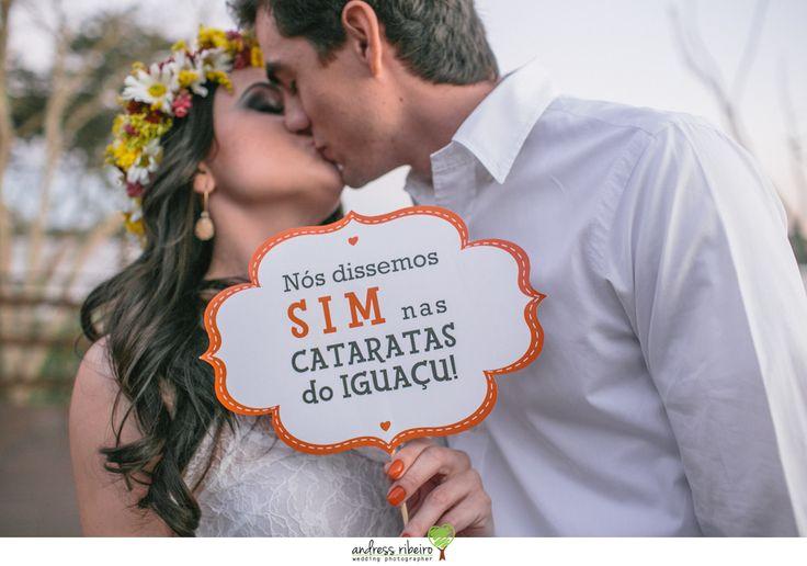 """Destination Wedding em Foz do Iguaçu! """"O nosso Felizes para Sempre começou no Paraíso!"""" As Cataratas do Iguaçu pode ser o palco do seu grande dia! www.destinationwe... #casamentonascataratas #destinationwedding #destinationweddingfoz #wedding #weddings #weddingdestinations #bestdestinationwedding #fozdoiguaçu #iguazufalls #iguazu #cataratasdoiguaçu #inspiraçãodecasamento #pazcasamentos #foz #casamento #casamentosemfoz #noivas Fotos de Andress Ribeiro"""
