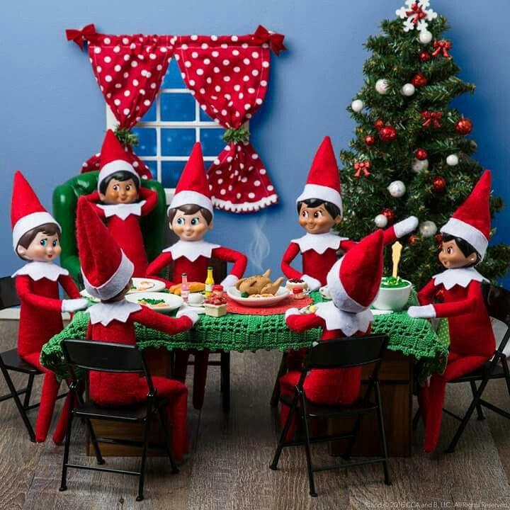 273 Best Elf On The Shelf Images On Pinterest