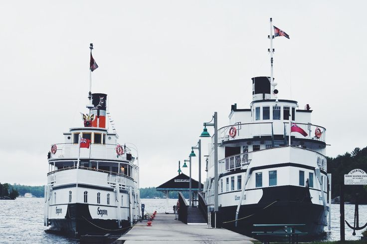 Vacation Inspiration: Muskoka Steamships