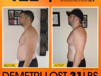 Transformation Tuesday - T25 + Shakeology Special Edition