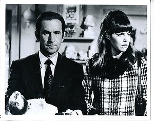 Get Smart - Don Adams and Barbara Feldon