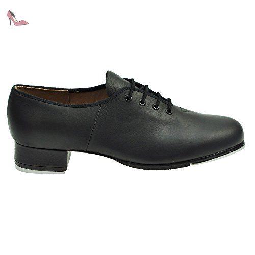 Merry Jane, Chaussures de Claquettes Femme, Noir-Noir, 37.5 EUBloch