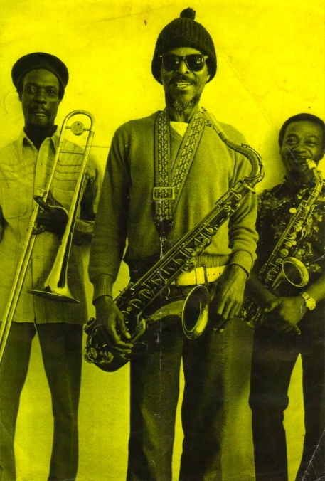 TOMMY McCOOK with VIN GORDON & HERMAN MARQUIS