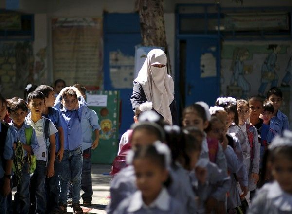 UN-sponsored schools using anti-Israel textbooks from Palestinian Authority | Fox News