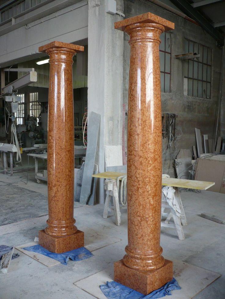 Marmor Säulen