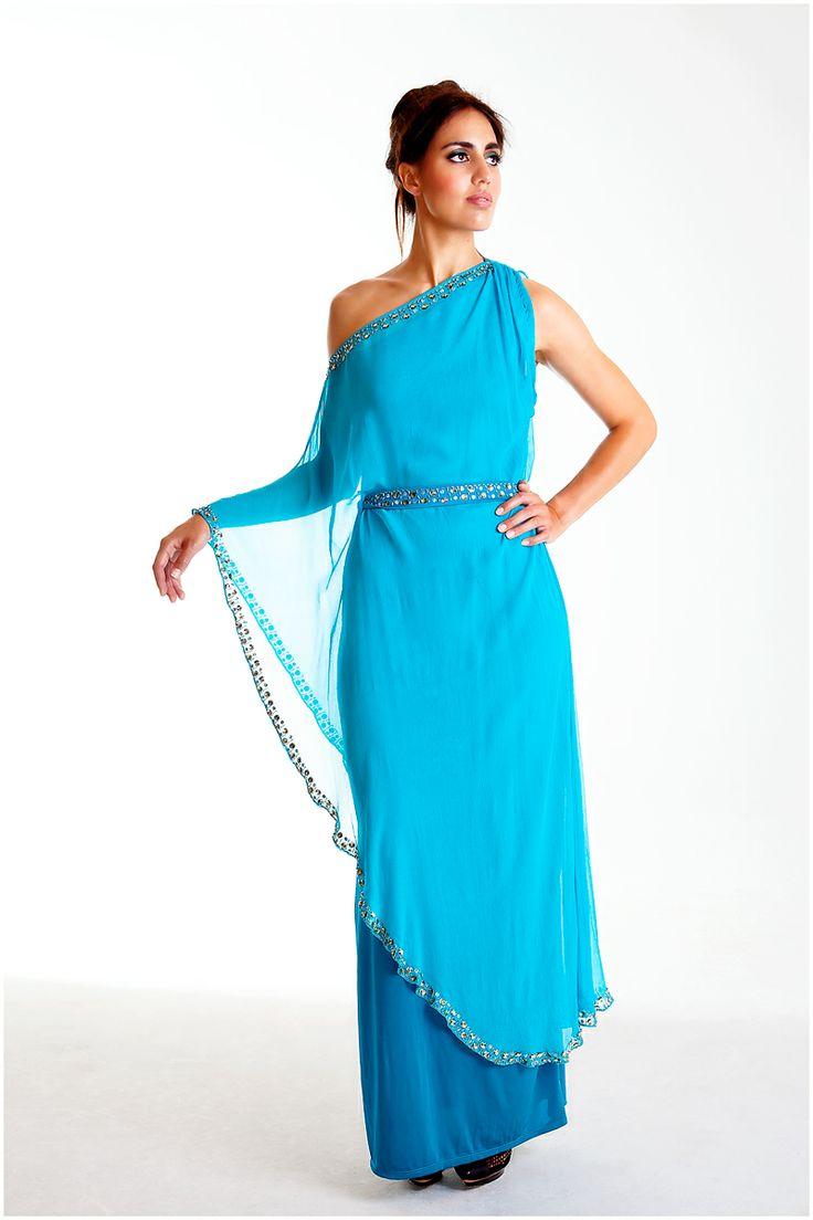 NV new collection… Enchanted Kaftan, silk with embellishments