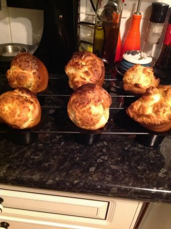 Jamie Oliver's Yorkshire Puddings - really have an itch to make a roast with traditional Yorkshire Puddings!