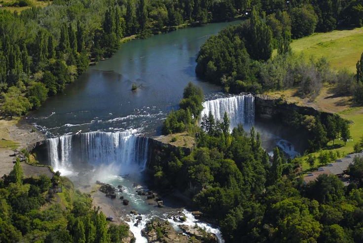 Salto del Laja (Chile) - Laja Falls