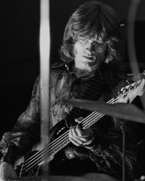 John Paul Jones - Led Zeppelin