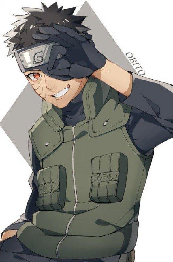 Obito #Naruto #Dessin きらげら #Manga #Ninja