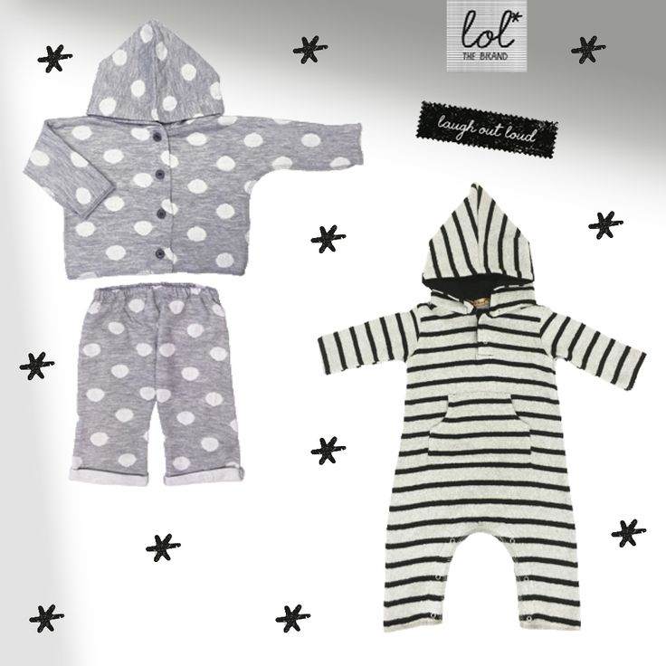 Lovely outfits for littleones. Made with special care by: lol* the brand. 100% made in Greece. http://babyglitter.gr/t/brands/lol-brand/