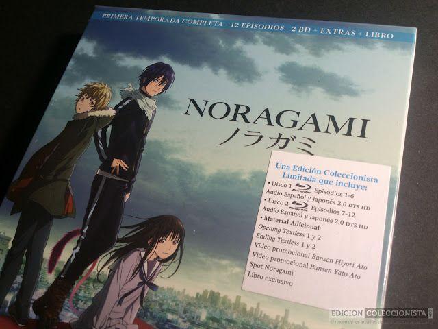 Algunos nos habíais preguntado...¡Unboxing de la Coleccionista de #Noragami! SelectaVisión
