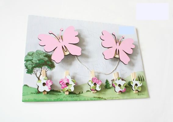 Our Butterfly wall art pegs are the perfect way to display your child's masterpieces, favourite photos, notes etc  NZ$29.00 from Squoodles http://squoodles.co.nz/products/kids-wall-art-pegs/