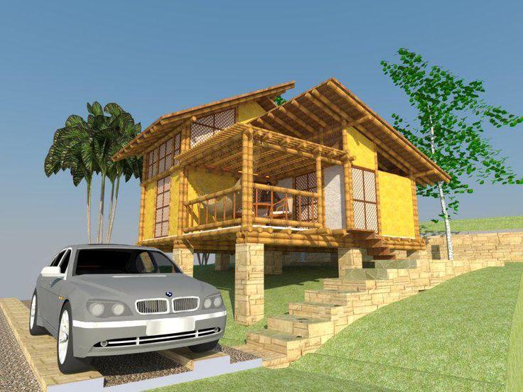 ARQUITECTURA CAMPESTRCONSTRUCCION BAMBU, CONSTRUCCION GUADUA, COLOMBIA