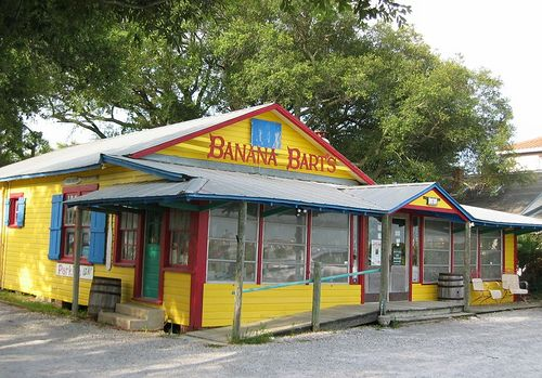 My FAVORITE Gift Shop!! Banana Bart's in Destin, Florida!!! LOVE this place!!!:)