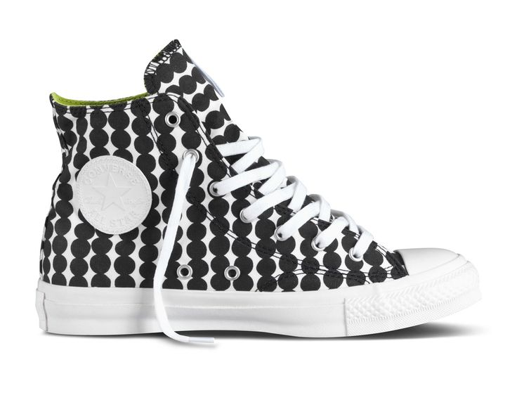 Yes please!  |  Happy Feet: Converse x Marimekko Shoes Spring 2013 - Design Milk