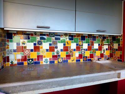 1000 id es sur le th me cuisine carrelage mexicaine sur pinterest carrelage - Retirer du carrelage mural ...