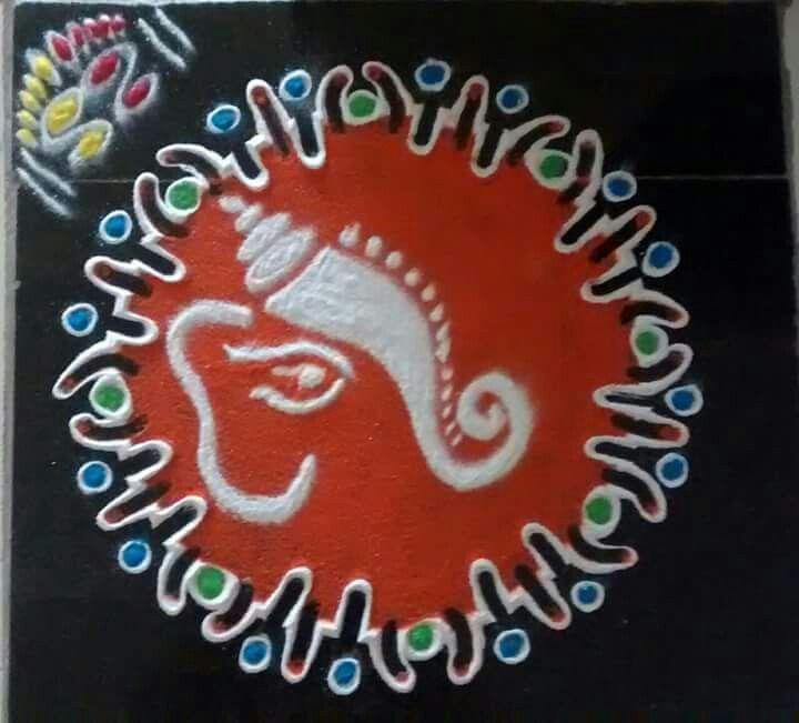 Ganeshji by Jyothi mahajan kale