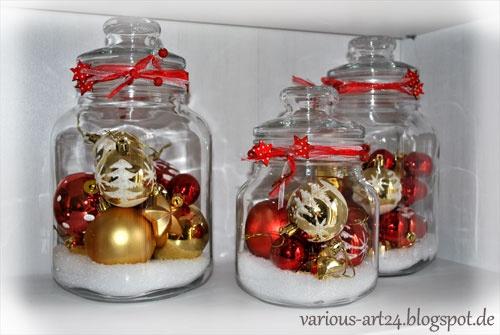 Bastelforum - Ich fange mit meiner Weihnachtsdeko an