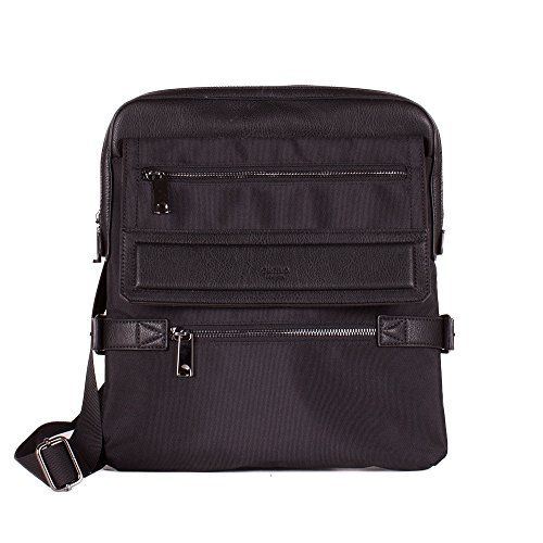 Tutilo Mens Designer Virtual Office Travel Crossbody Messenger Bag     Continue to the product at 8d7df067321b7