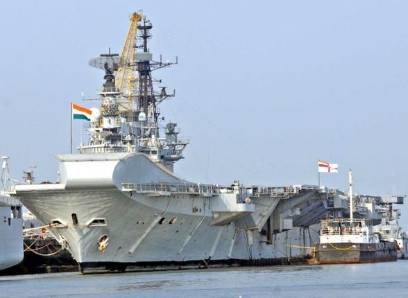 'Museum will inspire youth to join armed forces' INS Viraat the Indian Navy air craft carrier is slated to retire next year. One of the places considered for a floating museum in Mangalore.